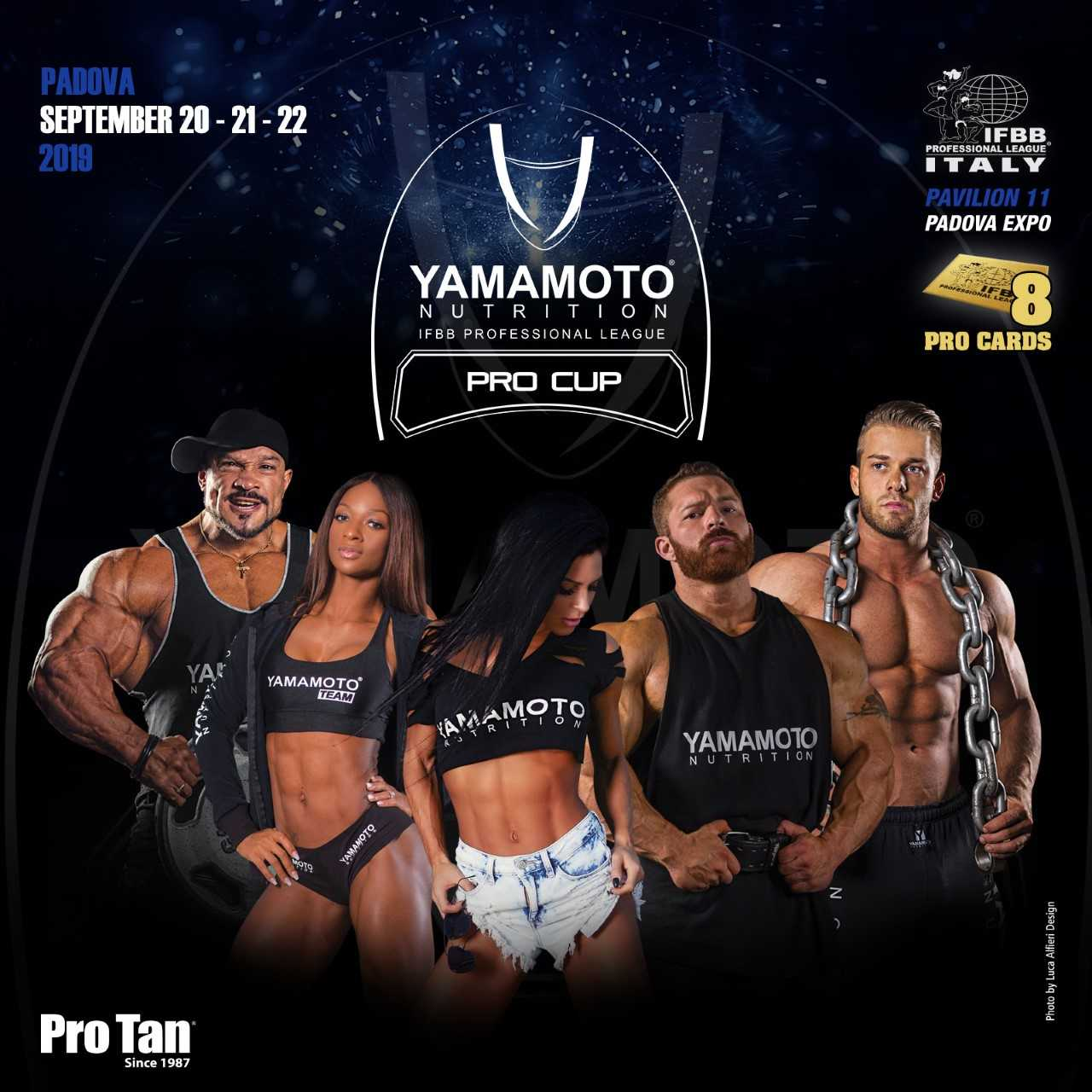 Yamamoto Cup Pro Show