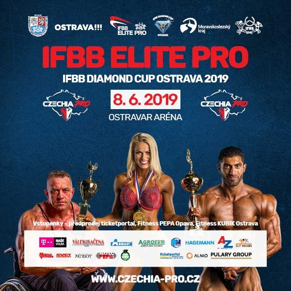 IFBB Diamond Cup Czech