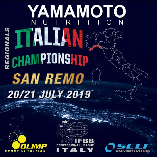 IFBB Pro League Regionals San Remo -  Dennis' Games