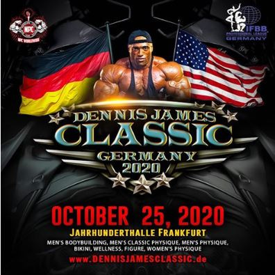 NPC Worldwide Pro Qualifier - Dennis James Classic 2020