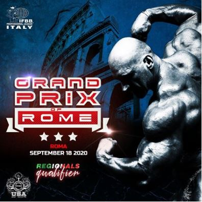 NPC Worldwide Regional - Grand Prix of Rome