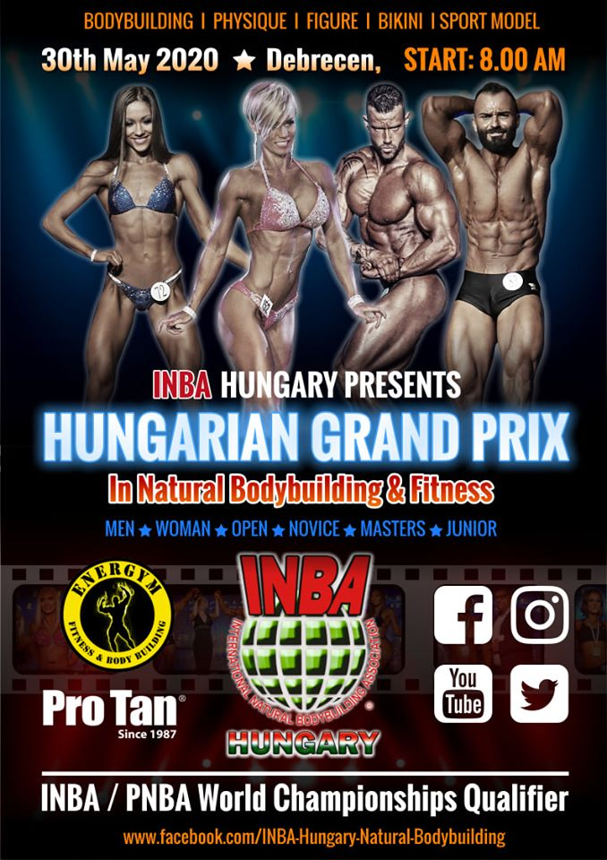 INBA Hungarian Elite Tour