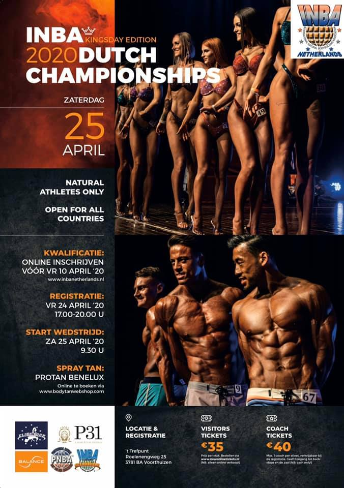 INBA Dutch Elite Tour