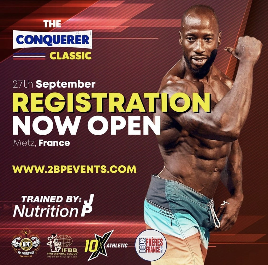 NPC Worldwide Pro Qualifier - The Conquerer Classic